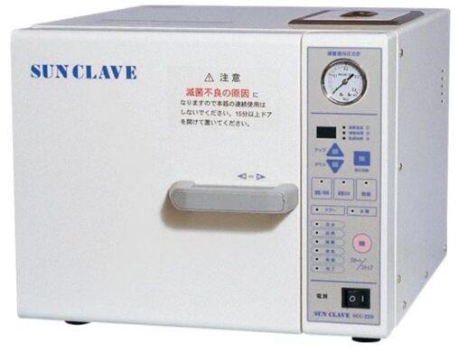 Nồi hấp tiệt trùng sấy khô dụng cụ Nhật Bản