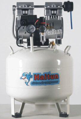 Máy nén khí không dầu Haitun 1 đầu nén